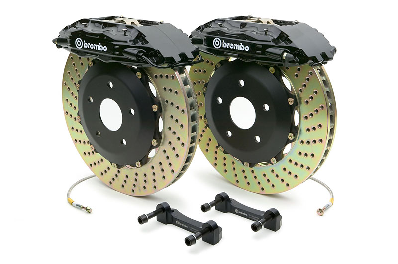 Brembo Brake Pads >> APR/Brembo A6/Allroad C5 2.7T Stage I Front Brake Upgrade